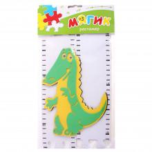 """Детский ростомер """"Крокодил"""""""