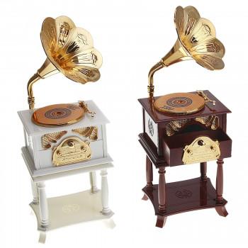 Музыкальная шкатулка Патефон