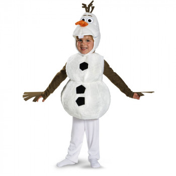 Детский костюм снеговика Олафа
