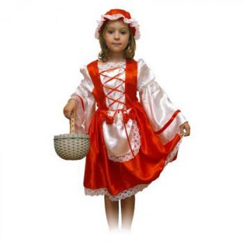 Детский костюм Красной Шапочки