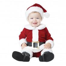 Детский костюм санты для малыша