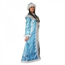 Взрослый костюм снегурочки. Карнавалия