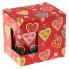"""Кружка """"Полет сердец"""" в подарочной коробке, 350 мл"""