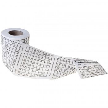 """Туалетная бумага """"Судоку"""""""