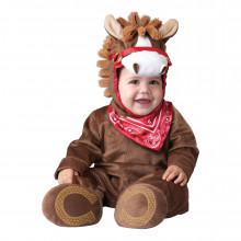 """Детский костюм лошади """"Маленький пони"""" для малыша 6-12 месяцев"""
