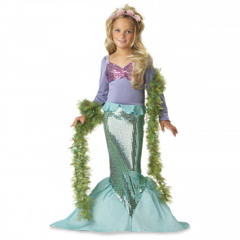 Детский костюм русалочки