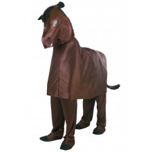 Взрослый костюм лошади для двух человек