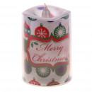 "Свеча-светильник ""Merry Christmas"""