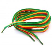 Яркие раста шнурки