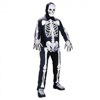 Костюм скелета