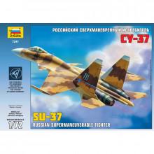 Истребитель Су-37, 1/72, подарочный набор