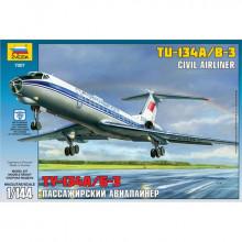 Ту-134 А/Б-3, 1/144, подарочный набор