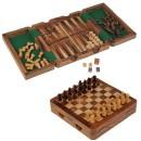 Набор 2 в 1: шахматы и нарды