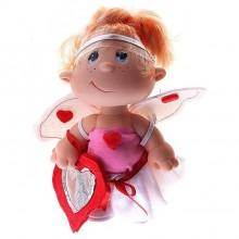 Мини-пупс Амурчик-девочка с сердечком