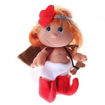 Мини-пупс Амурчик-девочка с луком