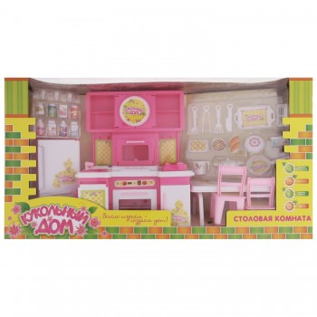 "Мебель для кукол ""Столовая комната"""